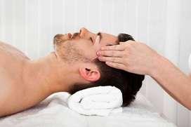 Head therapy ( Shirobhyangam)