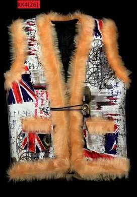 Kids imported fur vascut/koti 250/-