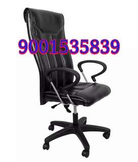 Neww high back office chair with arm revolving chair boss chair
