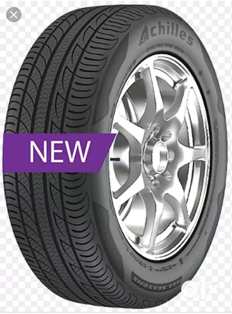Imported car tyres available/Smart Tiruvannamalai 0
