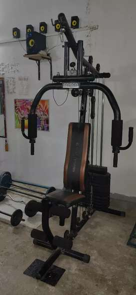 COSCO FITNESS -CHEST AND SHOULDER pulley (Nice Condition)