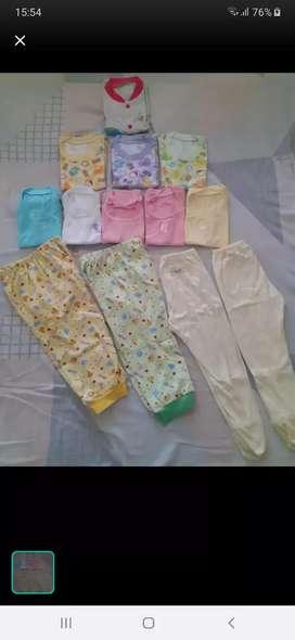 Bundling baju bayi