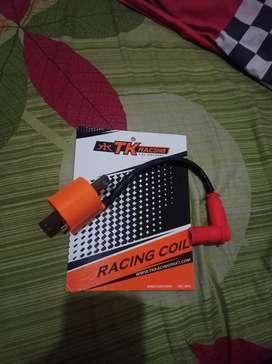 Coil TK Racing Orange