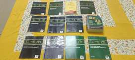 Law competitive books