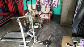 Selling of treadmill