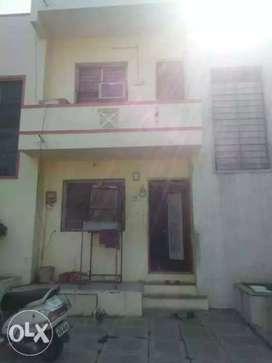Row house in well renounced society sara vrundavan