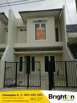 Rumah Minimalis Siap Huni Pondok Candra Pondok Tjandra Pondok Chandra