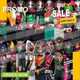 DVD Film Telenovela Kamen Rider Lengkap