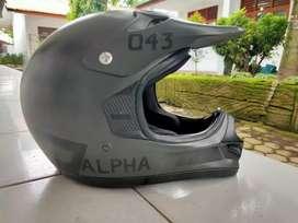 Dijual helm klx