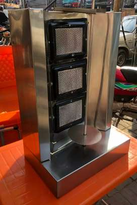 Shawarma machine available for sale
