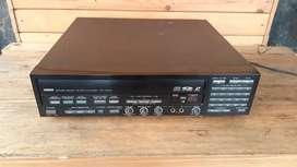 YAMAHA CDV 1200K Natural Sound CD CDV LD Player made in Japan
