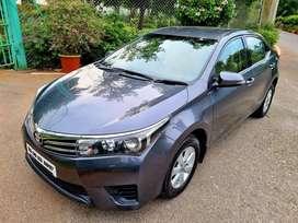 Toyota Corolla Altis 2013-2017 D-4D G, 2015, Diesel