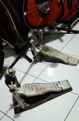 Twin pedal lazer