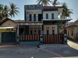 Rumah dekat RS Paru Srandakan Bantul Yogyakarta