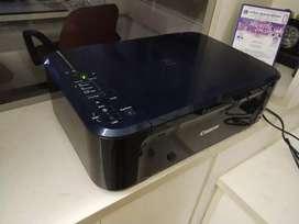 Canon E500 scanner