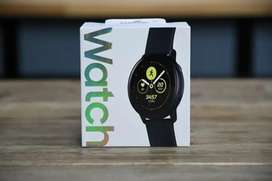 Samsung galaxy active watch sealed 44mm black indian