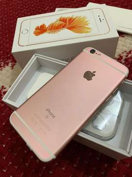 iPhone 6S 16GB Rosegold Original Mulus
