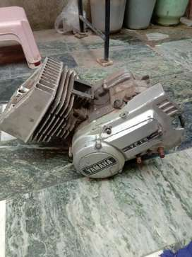 Yamaha rx 135 engine for sell working conditions and need services