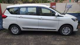 07 ERTIGA FOR MONTHLY RENT WITH DRIVER FOR GOVT/NON GOVT COMPANIES