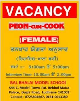 bal bhalai model school