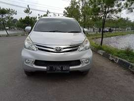 DIJUAL TOYOTA NEW AVANZA G MANUAL 2014 SILVER