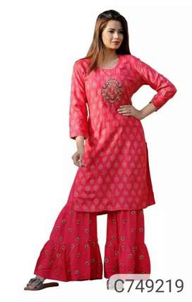 Ethnic  Kurtis set for women