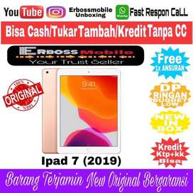 iPad 7 - 10inch/32GB/WiFi Only New Apple Bisa Cash Dan Kredit/TT