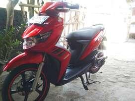 Yamaha Soul gt merah