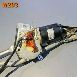 motor regulator penggerak wiper Mercedes Benz W203