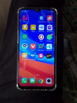Oppo F9 6 month warrenty with box original dock charger