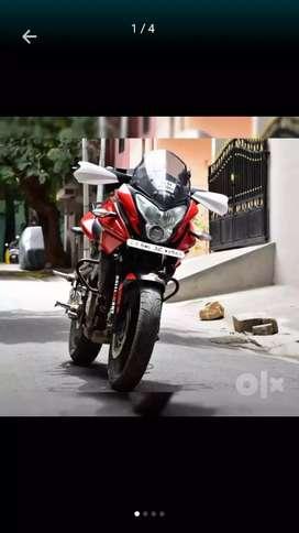 Good bike good condition engine