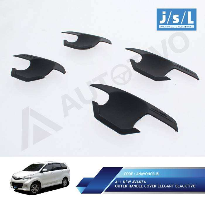 Outer Handle Elegant Grand New AVANZA/XENIA/VELOZ Blacktivo''kikim var 0