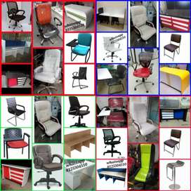 Work station office tables office chairs