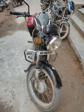 Bike-cd dawn-hero honda