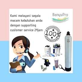 Filter Air Bersih free ongkir&instalasi (BanyuPro)