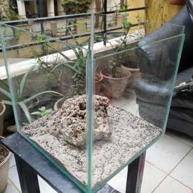Fish tank available for ssle