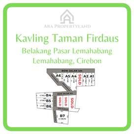 Dijual Kavling Taman Firdaus Lemahabang Bisa Dicicil Free SHM