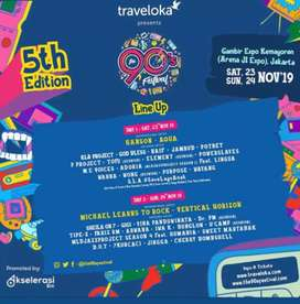 Tiket 90's Festival 2019 2 day pass