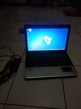 Laptop ADVAN core i3 ram 4gb