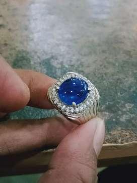 Blue saphire Lister ajip