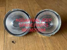 Front parking lights for jeep