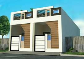 Bay pass best location  row house