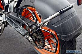 KTM Duke 390 Rear Mudguard