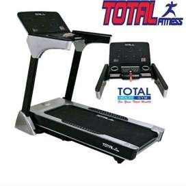 Galaxy health gym _jual treadmil elektrik 166 TOTAL