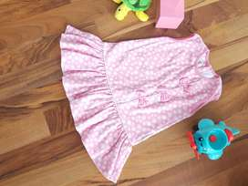 Dress Pink Berpita