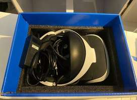 Ps4 pro1TB+ VR Glasses+ camera+ 2xmove motion controllers+ 16 cd games