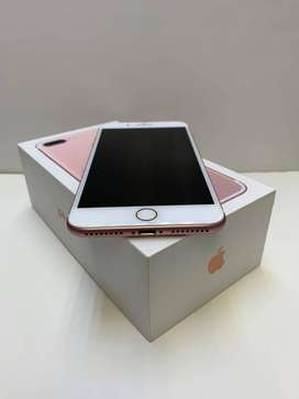 IPhone 7 plus good condition full paper  ALL OVER  INDIA COD