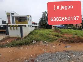 Dtcp approved site for sale near VADAVALLI bus stand - 5.50 cent