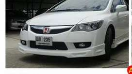 Honda Civic Reborn Body Kit ABS Plastic - Imported from Thiland