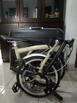 Koper Brompton,3sixty,Trifold,Pikes